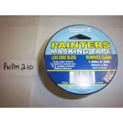 "Blue Painter's Tape 2""x30'  Pk36"