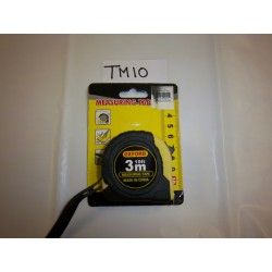 "Tape Measure  3/4""X10' 24/180 Case"